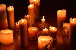 画像1: Purification candles